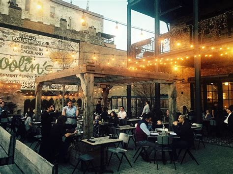 Restaurant Patio by Chicago S Patio Season Guide 2016 Edition Eater Chicago