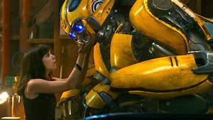Bumblebee Movie39s New Trailer Features Classic
