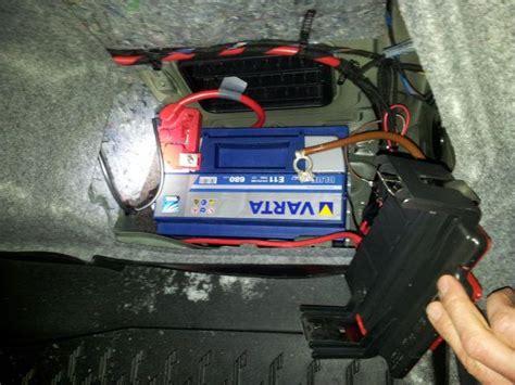 bmw e90 batterie bmw e91 batterie auto bild idee