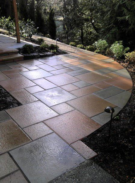 12x12 Paver Patio Designs by Walkways Patio And Backyard Patio On