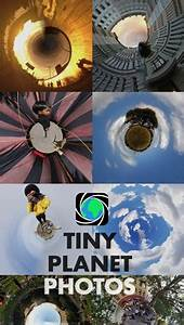 Tiny planet photos app - make stereographic photos on your ...