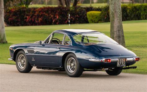 Did ferrari split from fca? 1962 Ferrari 400 Superamerica Series I Coupe Aerodinamico ...