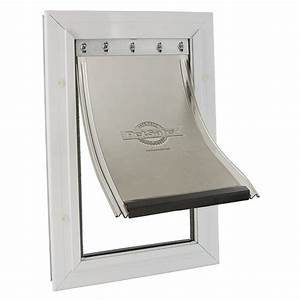 Customer care product support petsafe doors for Metal dog door flaps
