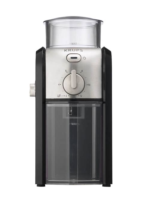 This post might help you. Krups Burr Coffee Grinder Review - 2020 - 2021