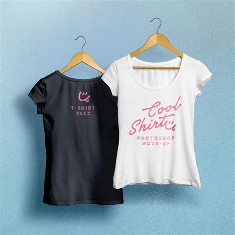 Tshirt Mockup T Shirt Mockup Psd Graphicburger