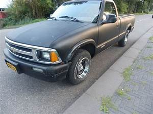 Chevrolet - S10 Pick Up Long Bed Nieuwe Apk - 1996