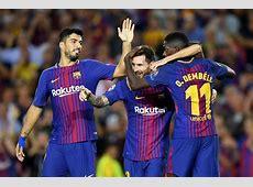 FC Barcelona Will Barcelona continue their winning ways?