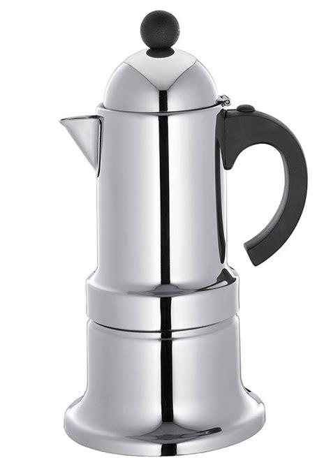 cilio espresso cilio kontessa espressokocher 6 tassen 140415