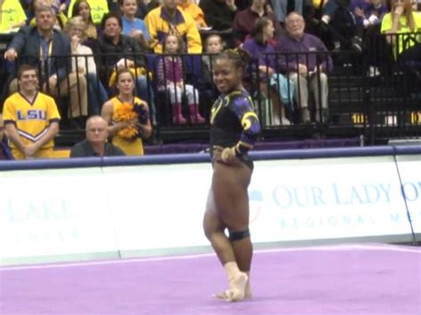 lloimincia hall of lsu s floor routine business insider