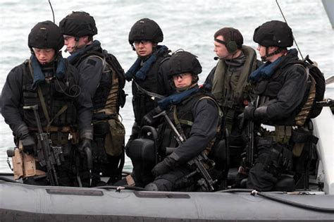 Boat Service Group by Uk Special Forces To Head To Med Troops Target People