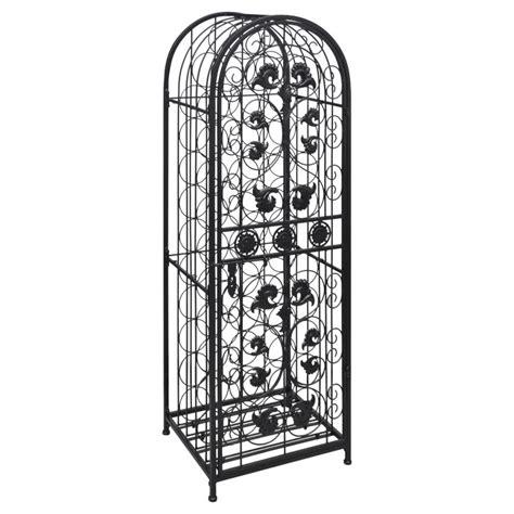 metal wine rack cabinet metal wine cabinet rack wine stand for 45 bottles www