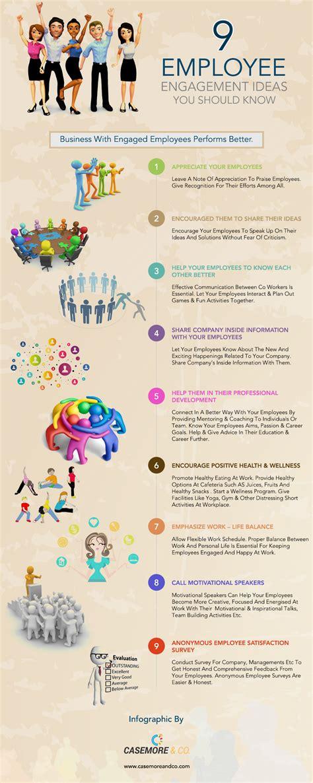 employee engagement ideas    business buzz