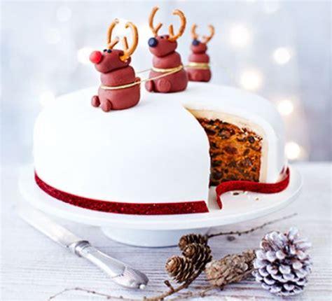nancys rudolph christmas cake recipe bbc good food