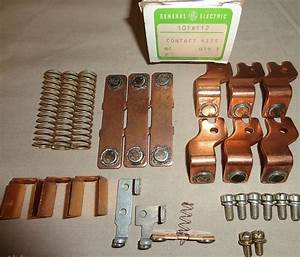General Electric 101x112 Contact Kit Ge Starter Contactor