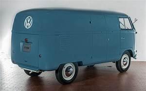 1950 Volkswagen T1 Panel Van - Wallpapers and HD Images