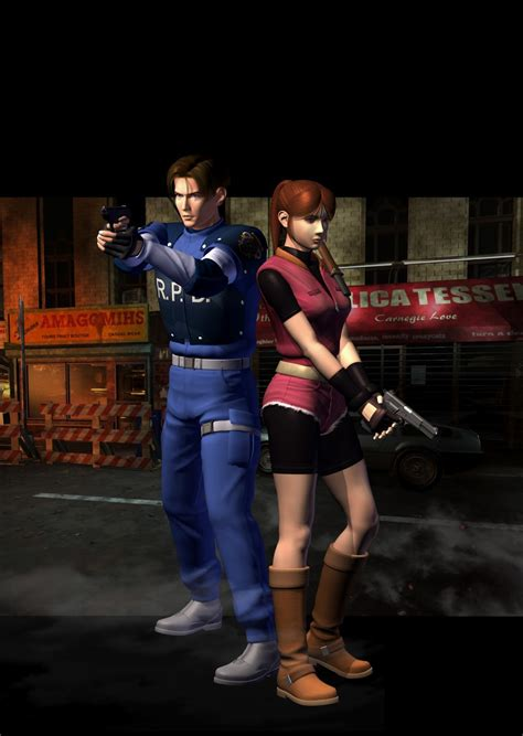 The Video Game Genealogist Game A2  Resident Evil 2