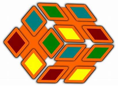 Clipart Shape 3d Clip Shapes Block Quadrilateral
