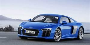 Audi R8 e-tron has Tesla Model S performance - Business ...