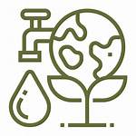 Saving Icon Water