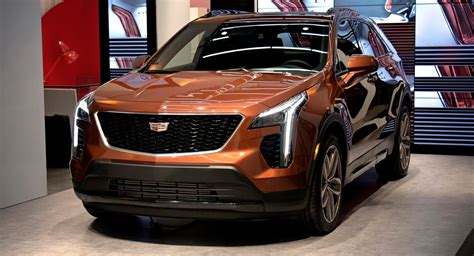 2019 Cadillac Xt4 Priced From ,900 In Canada, Sales