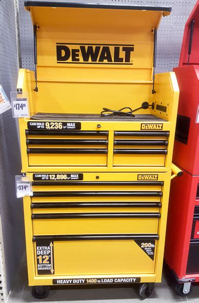 home depot holiday  tool storage deals