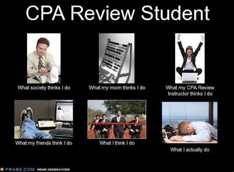 Cpa Exam Meme - cpa review student meme cpa exam club grad school pinterest student memes student and blog
