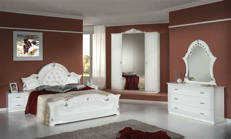 White Bedroom Suites Uk by High Gloss White Italian Bedroom Suite New Room Style