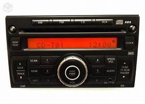 Som Radio Nissan Original Tiida Sentra E Outros Modelos   Ofertas