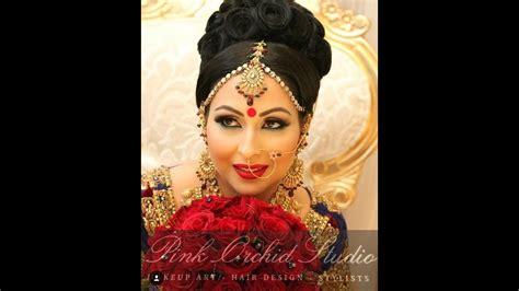 Wedding Hairstyles Indian : Indian Bridal Hairstyle /pakistani Bridal Hairstyle