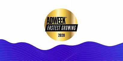 Bounteous Fastest Adweek Agencies Growing