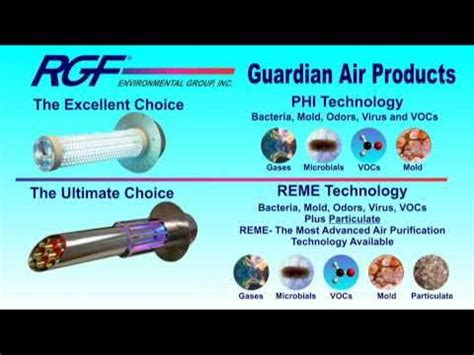 RGF Indoor Air Quality DVD - 2011 - YouTube