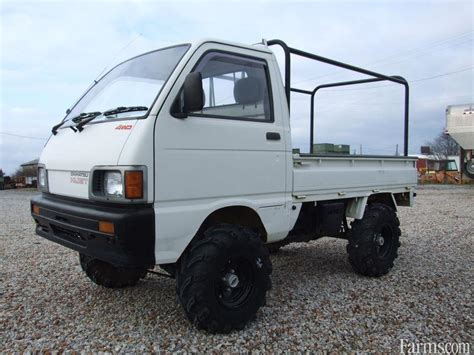Hijet Mini Truck by Daihatsu Hijet Mini Truck For Sale Farms