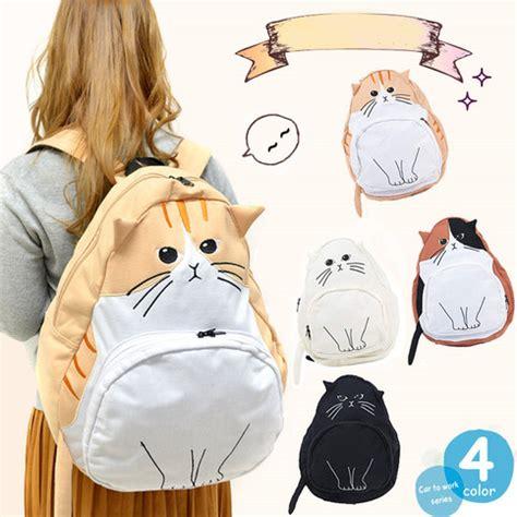 harajuku cat backpack  storenvy