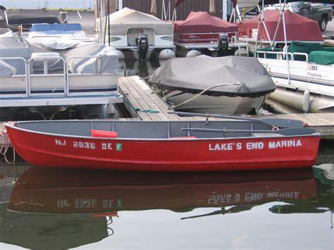 Boat Rent Nj by Lake Hopatcong Lake Hopatcong Fishing Boat Rentals