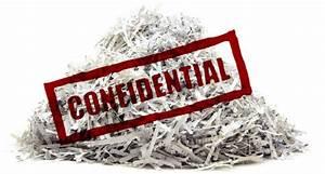 Shred it paper shredding