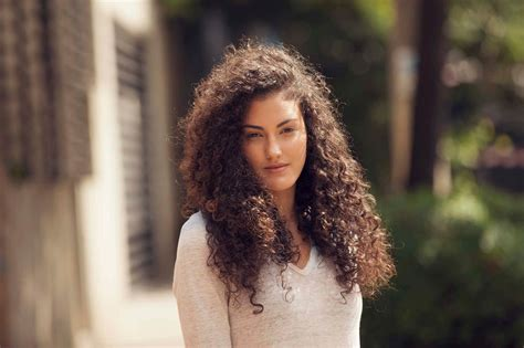 how to style curly thick hair 16 easy and modern hairstyles for thick curly hair 6835