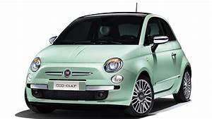 Genf 2014  Fiat 500 Cult