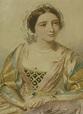 John William Wright OWS (1802-1848)PORTRAIT OF EL
