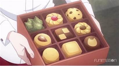 Anime Lots Snacks Bento Hand Uribe Samantha
