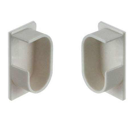 amazon com instant up self adhesive curtain rod brackets