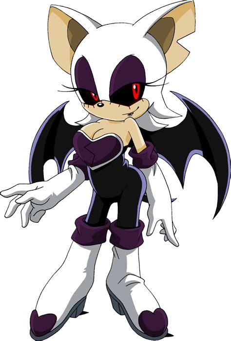 Rougeexe The Vampire Bat By Waleedtariqmmd On Deviantart