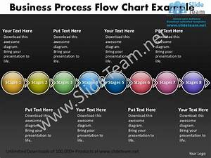 8 Stages Business Process Flow Chart Example Powerpoint