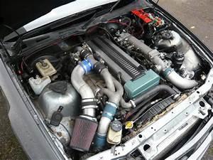 1jz Powered E36 Bmw