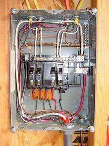A Box Sub Panel Wiring : installing subpanel electrical diy chatroom home ~ A.2002-acura-tl-radio.info Haus und Dekorationen