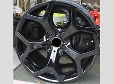 Jantes alu Hotbird TA079 Black pour Bmw X5 E53 032000 à