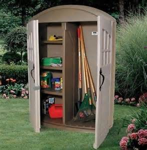 outdoor storage shed garden sheds tools cabinet backyard
