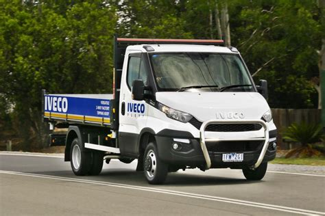 Iveco Daily 4x4 Arrives Without Auto