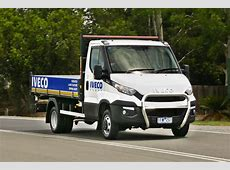 Iveco Daily 4x4 Iveco Daily 4x4 arrives without auto
