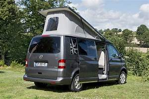 Vw Camping Car : en vid o le westfalia kepler nos actus camping car magazine ~ Medecine-chirurgie-esthetiques.com Avis de Voitures