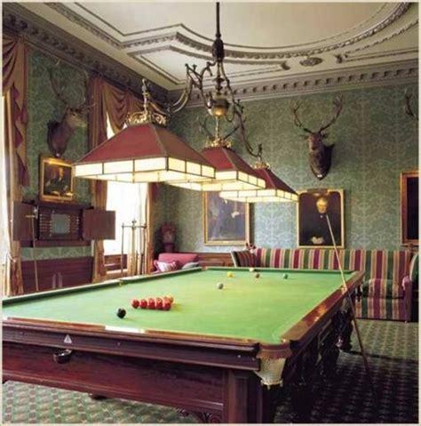 lagoon billiard room design ideas
